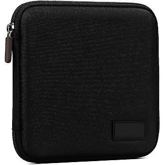 FengChun CD-Hülle, CD DVD-Hüllenhalter, Disc Halter Aufbewahrungsbox Tasche Wallet Case Protector