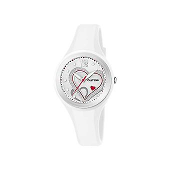 CALYPSO kellot naisten analoginen kvartsi kello muovi hihnalla K5751/1