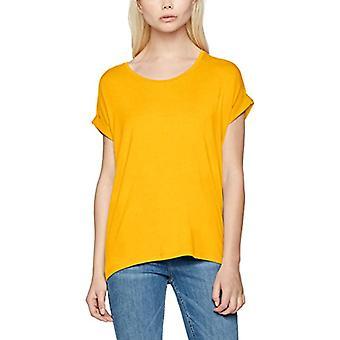 Bare 15106662 T-skjorte, Gul (Eggeplomme Gul Eggeplomme Gul), 40 (Størrelse Produsent: X-Small) Kvinne