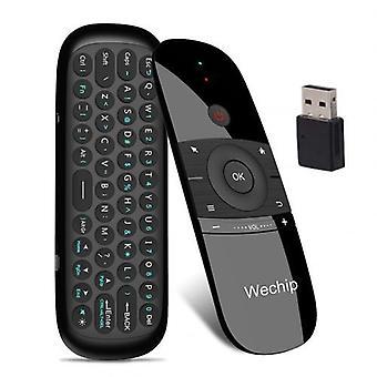 Android Tv Box Pc Ladattava Fly Air Mouse Mini Langaton näppäimistö