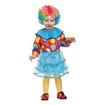 Costume per bambini 113312 Clown donna