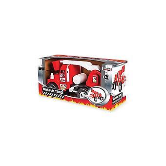 De Vrachtwagen van de brandbestrijding