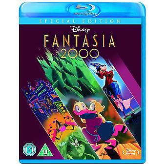 פנטזיה 2000 מהדורת פלטינה Blu-ray