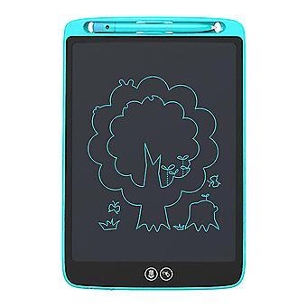 Dessin tablette 12 pouces lcd écriture tablette enfants écran coloré ultra mince électronique portable tableau graphique tampon de dessin pour étudiant sch awo36998