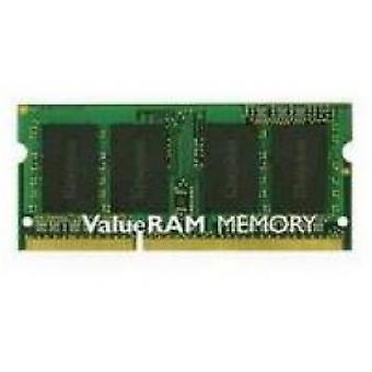 Kingston ValueRAM 8 GB (1x8 GB) DDR3L 1600 MHz Ikke-ECC 204-pinners SODIMM Minnemodul CL11 Minnemodul