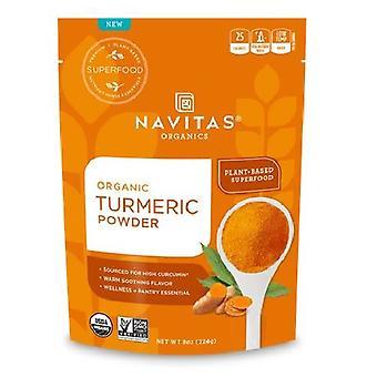 Navitas Naturals Organic Turmeric Powder, 8 Oz