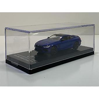 BMW M8 كوبيه RHD الأزرق 1:64 مقياس باراغون 65212R