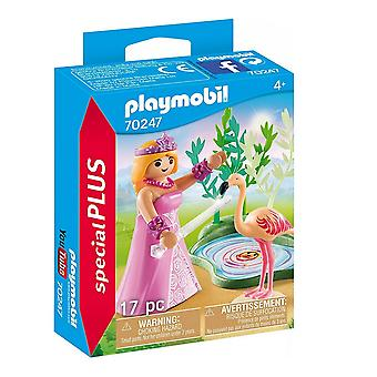 Playset Special Plus Princess on the Lake Playmobil 70247 (17 pcs)