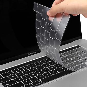 Näppäimistösuojat näppäimistön kansi läpinäkyvä kirkas suoja macbookille