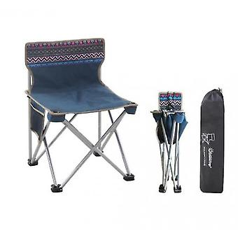 Camping Beach Fishing Chair Outdoor Folding Chair Portable Stool Sketching Chair(Group2)