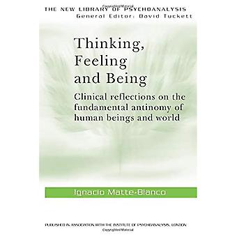 Thinking, Feeling and Being (New Library of Psychoanalysis)