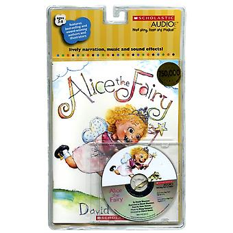 Alice the Fairy by Narrator Kate Simses & David Shannon