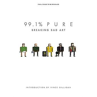 99.1 Pure Breaking Bad Art by Vince Gilligan