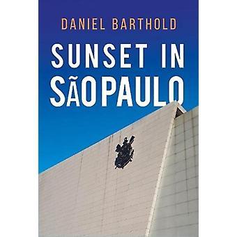 Sunset in Sao Paulo by Daniel Barthold