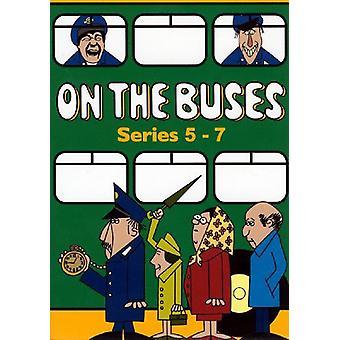 On the Buses: Seasons 5-7 [DVD] USA import