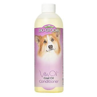 Bio Groom Vita Oil Coat Oil Conditioner for Dogs - 16 oz