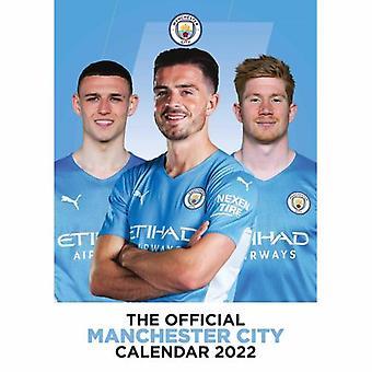 Manchester City Calendar 2022