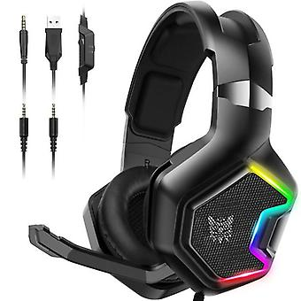K10 Pro Gaming Headset Noise Canceling Headphones For Video Games Ps4 5, Xbox One