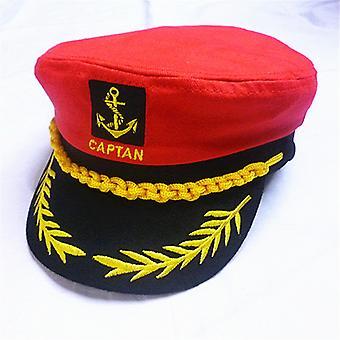יאכטה ספינת סירה מלח קפטן תלבושות כובע כובע