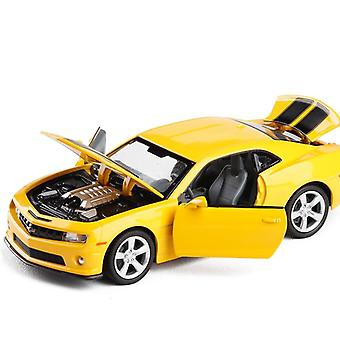 Alloy Metal Collection Luxury Sports Car Model For Chevrolet  Pull Back Toys Vehicle|Diecasts