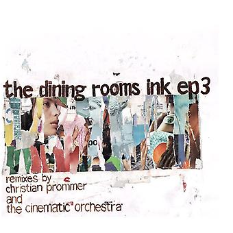 Dining Rooms - Ink EP 3-Fatale [Vinyl] USA import