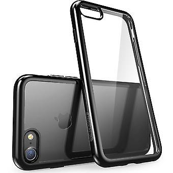 iPhone 7 caso, resistente a riscos, i-Blason limpar a série Halo para Apple iPhone 7 tampa 2016 lançamento-Clear