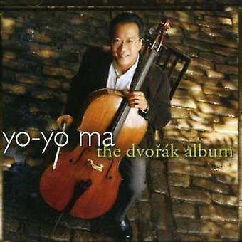 Yo-Yo Ma - Dvor K Album [CD] USA importerer