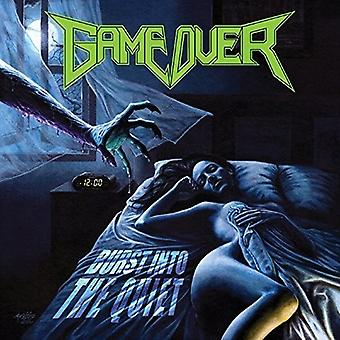 Game Over - Burst Into the Quiet [Vinyl] USA import