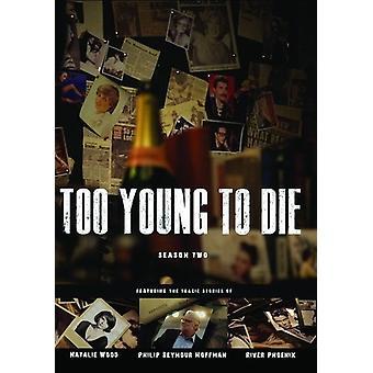 Zu jung zum sterben: Staffel 2 [DVD] USA Import