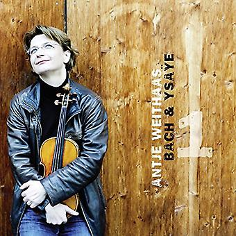 Bach, J.S. / Weithaas, Antje - Violin Sonatas [CD] USA import