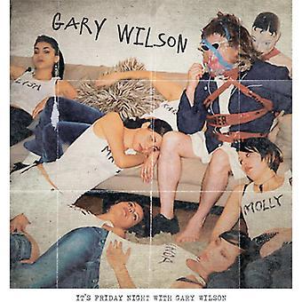 Gary Wilson - fredagskväll med Gary Wilson [CD] USA import