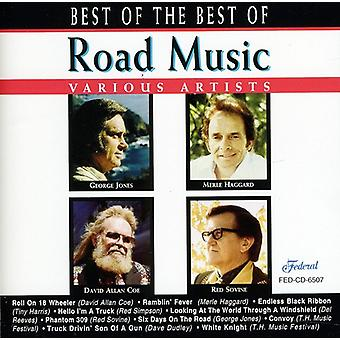 Best of Road Music - Best of Road Music [CD] USA import