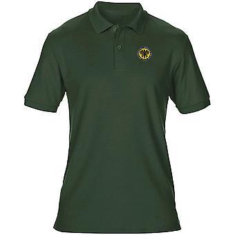 ARAS lituano Anti terrorista logotipo bordado - Mens Polo camisa
