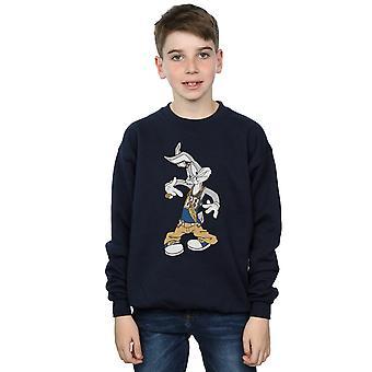 Looney Tunes Boys Bugs Bunny Rapper Sweatshirt