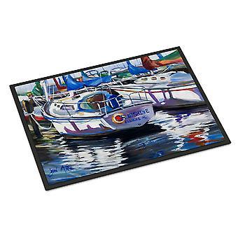 Carolines skatter JMK1081JMAT sol seilbåt innendørs eller utendørs Mat 24 x 36