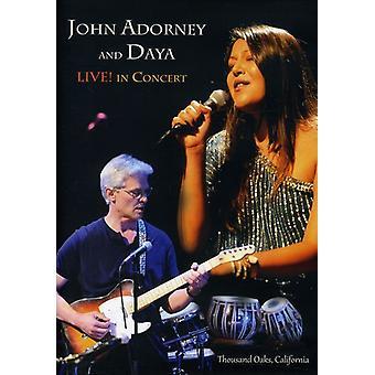 John Adorney - Live! in Concert DVD [DVD] USA import