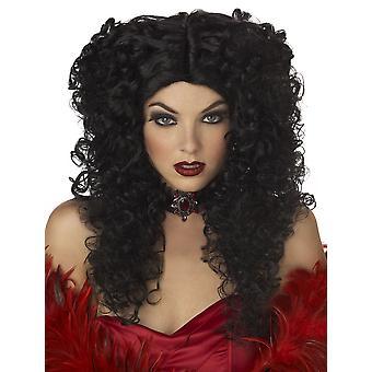 Madame Macabre vampyyri Vampiress Victorian Gothic naisten puku Peru ukki