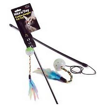 Sharples Ruff ´N´ Tumble Nite ´N´ Day Feather Dangler