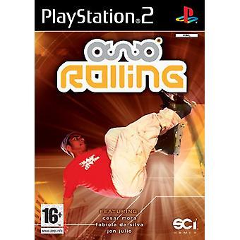 Rolling (PS2) - Neue Fabrik versiegelt