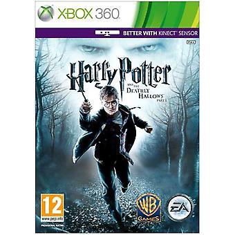 Harry Potter e As Relíquias da Morte - Parte 1 (Xbox 360) - Novo