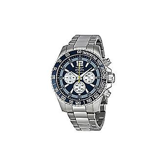 Invicta Signature II Chronograph Blue Dial Mens Watch 7407