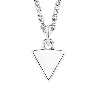 s.Oliver jewel ladies necklace SO PURE triangle 2021826