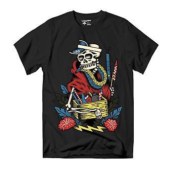LRG Skull Kracker T-Shirt Black