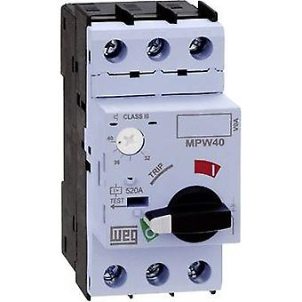 WEG MPW40-3-C063 Overload relay adjustable 0.63 A 1 pc(s)