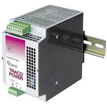 TracoPower TSPC 480-124 Rail mounted PSU (DIN) 24 Vdc 20 A 480 W 1 x