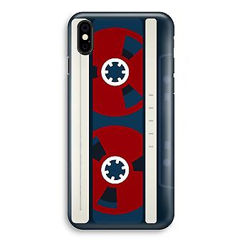 votre bande de l'iPhone XS Full Print Case (brillant) - ici