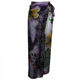 Fehu Women's Colourful Printed Sarong