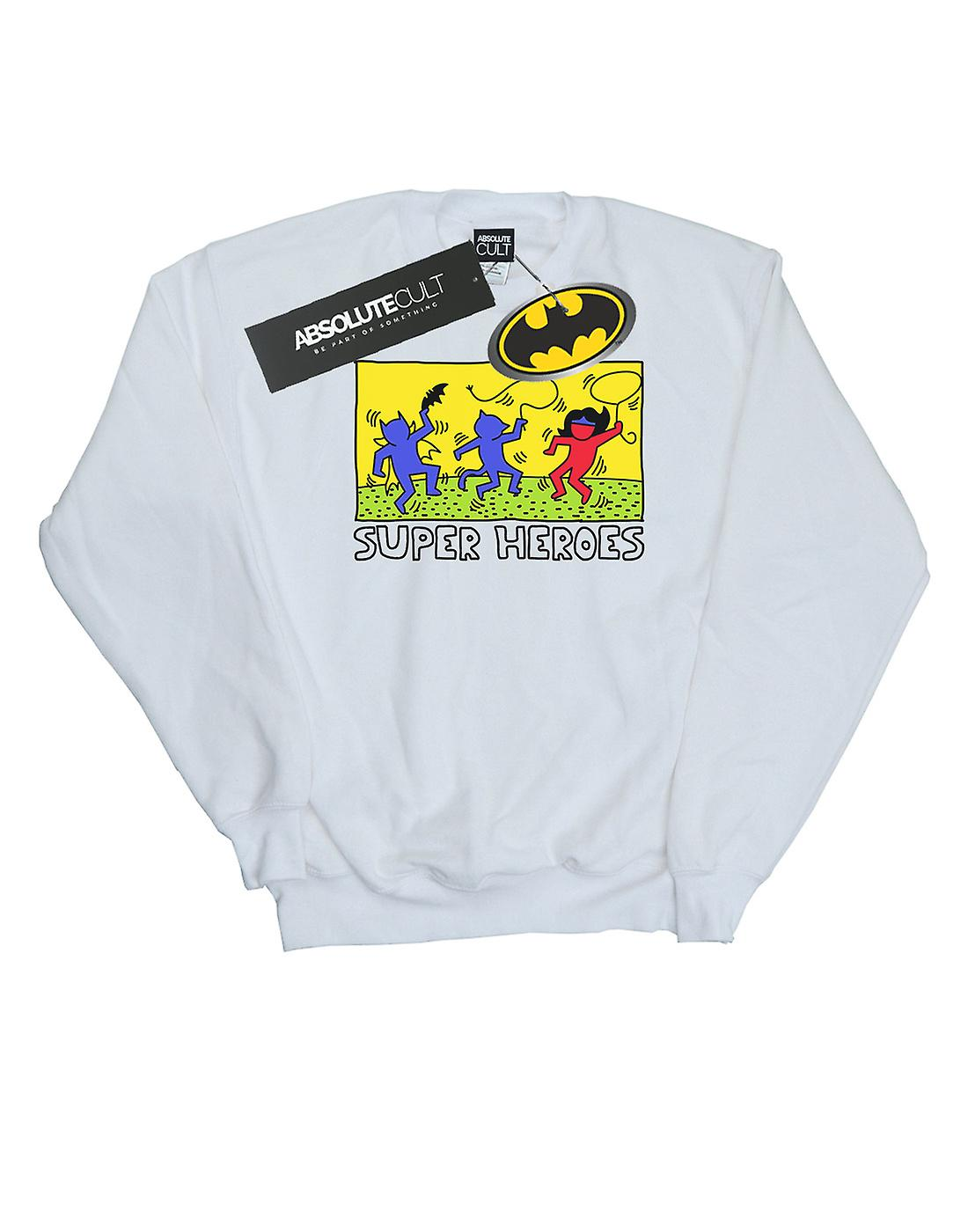 DC Comics Boys Batman Pop Art Sweatshirt