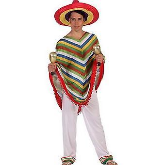 Mexikanische Männer Männer Kostüme Kostüm M/L-t-2