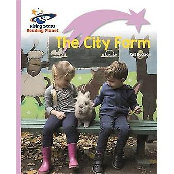Reading Planet - The City Farm - Lilac Plus - Lift-off First Words by